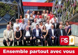 Book : Campagne pour la liste PS-H de Herstal